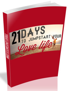 21 Days to Jump Start Your Love Life Cover