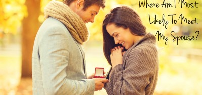 [AUDIO LESSON] Where am I MOST Likely To Meet My Spouse?