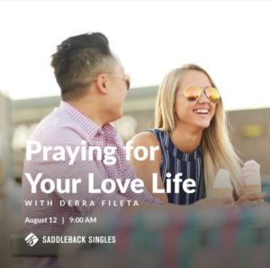 Saddleback church adult singles