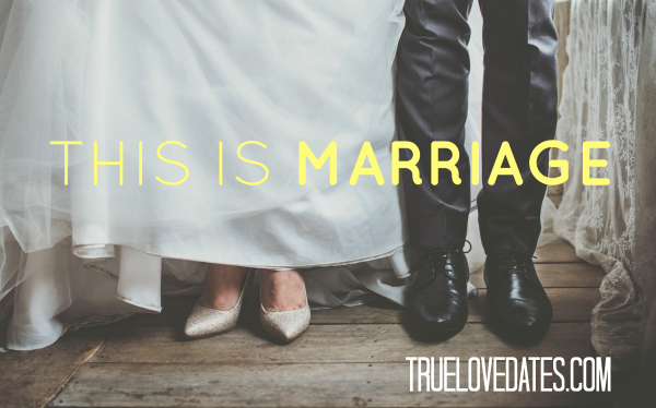 This blog series offers a candid look into real marriage with it's ups and downs, struggles and joys, highs and lows.