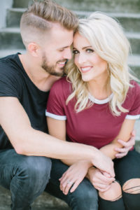 After the tragic deaths of their respective spouses, Brittany Price Brooker and Daniel Brooker found themselves dealing with their own journey's of grief and loss, that brought them together in remarriage.