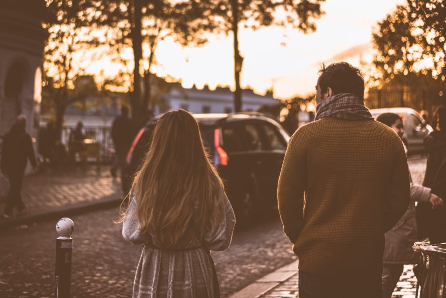 when to define the relationship talk